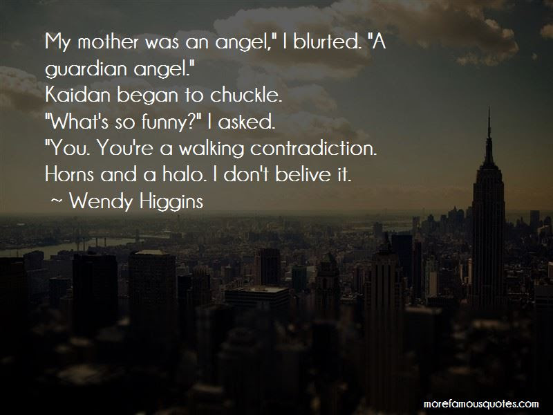 Funny Guardian Angel Quotes Top 1 Quotes About Funny Guardian Angel