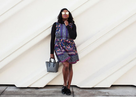 A TWIST ON A CLASSIC DRESS IN YOUR CLOSET | Melissa Chataigne