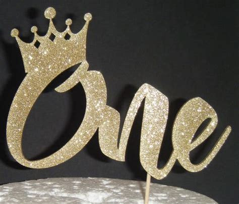 one crown topper