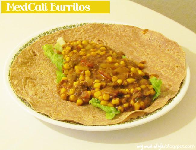 Whole Food Meal - MexiCali Burritos