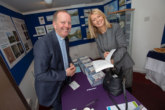 Knutsford Guardian reports on Heritage Centre book launch - Onwards and Upwards Publishers