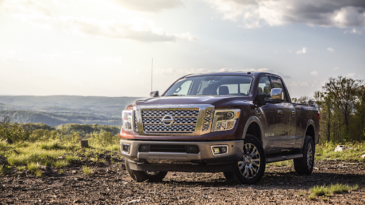 The Nissan Titan XD Is The Best Ford F-150 You Can Buy