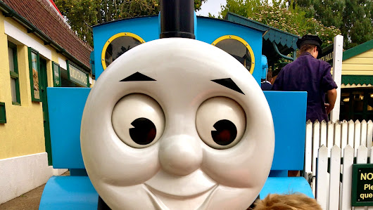 3 places to meet Thomas and Friends in the UK - Mummy in the City