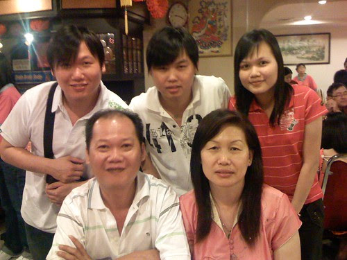 4th Uncle and Family