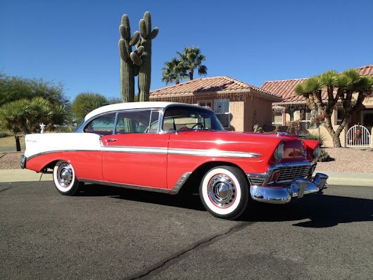 1956 Chevrolet BEL AIR For Sale in Surprise, Arizona | Old Car Online