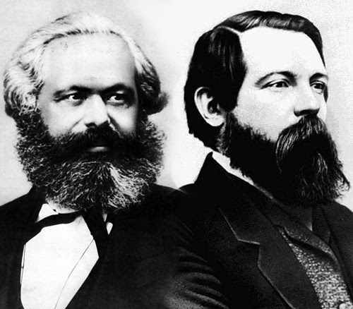 "Marx As ""The Darwin of History"""