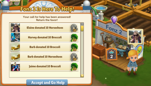 MFC Accepting Help