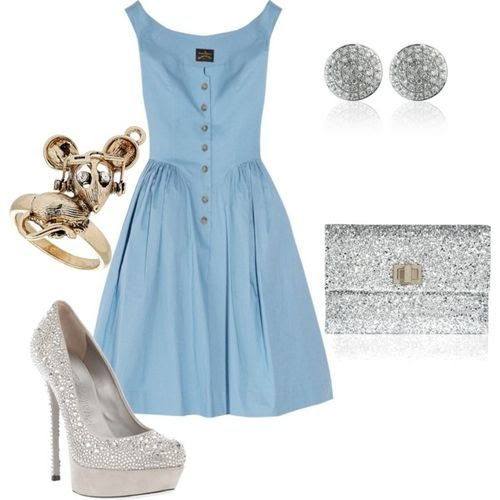 Cinderella (girls,dress,girl,fashion,style,clothes,polyvore,our picks)