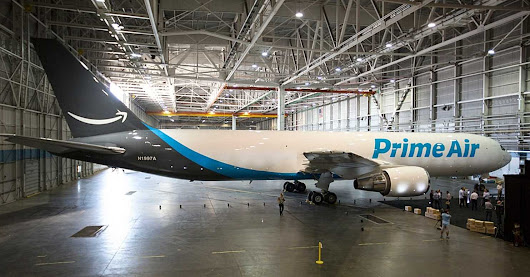 Amazon's latest weapon in the e-commerce wars: Its own air force