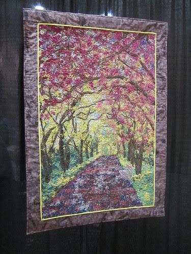 """""""Spring Stroll"""" by Sally Manke of Arcadia, MI"""