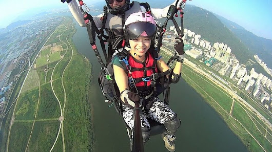 Win a Free Flight over Busan with Duripara Paragliding!