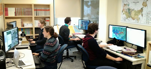 Ethnographic Mapping Lab - University of Victoria