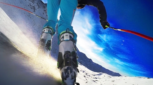 CARV: Say Goodbye to your Bad Skiing Habits