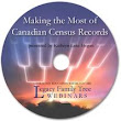 Legacy News: Making the Most of Canadian Census Records, free webinar now online