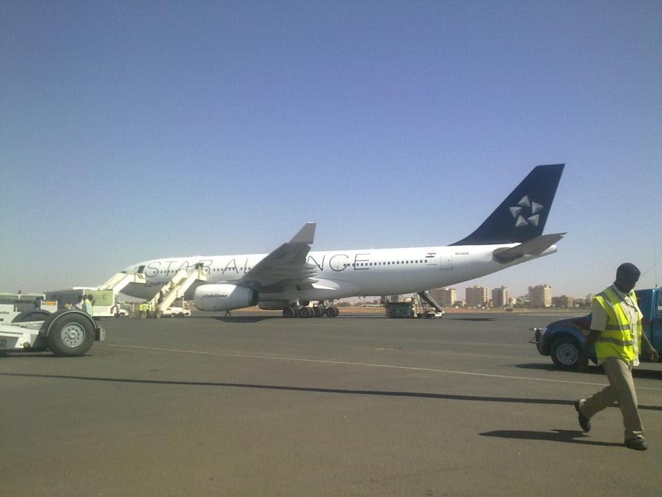 Egyptair Airbus A330-200