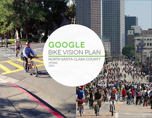 Google's bike vision for Silicon Valley