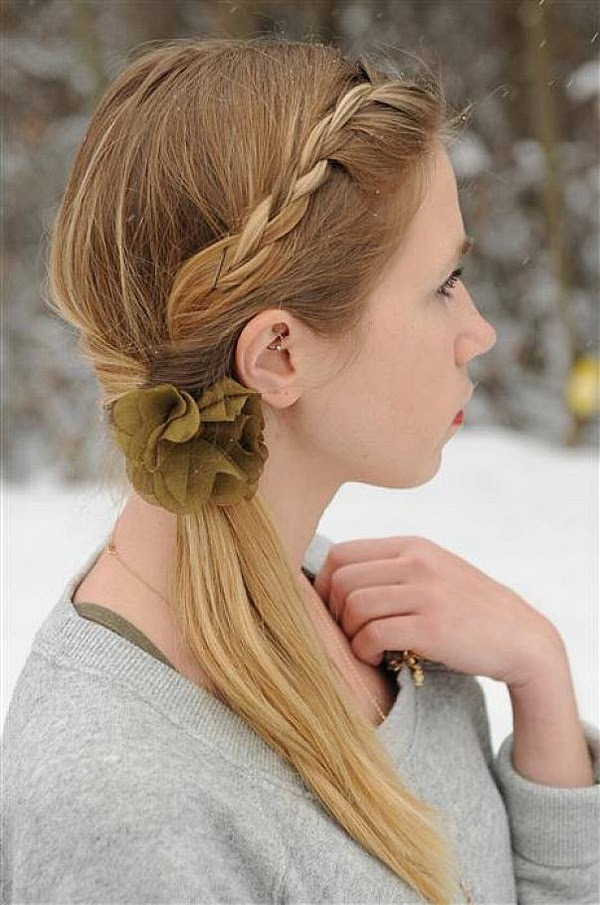 Ideas at the House: 50 Cute Braided Hairstyles for Long Hair