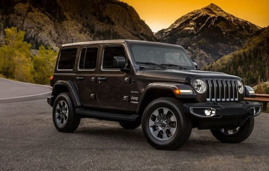 2018 Jeep Wrangler, 5+ new designs just in time to put under your tree | Torque News