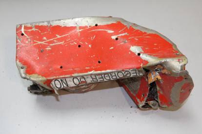 La scatola nera del volo Germanwings