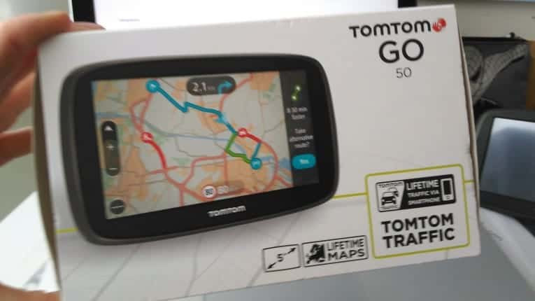 Tomtom Go 50 Review Entry Level Navigation Which Sat Nav