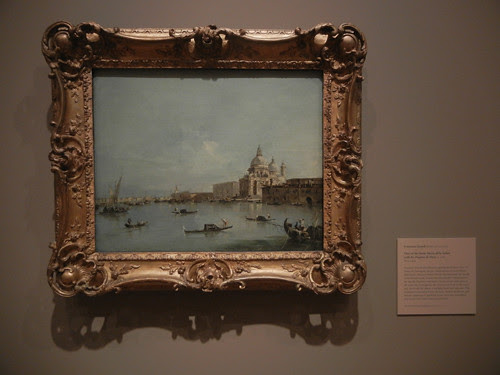 DSCN7622 _ View of the Santa Maria della Salute with the Dogana di Mare, c. 1780, Francesco Guardi (1712-1793), Norton Simon Museum, July 2013