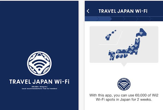 #Travel #Japan with #FREE #Wifi - Check HOW!