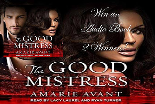 Romance - The Good Mistress Audio book giveaway