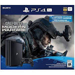 Sony Call of Duty: Modern Warfare PS4 Pro Bundle (1TB)