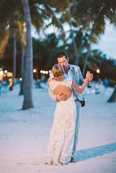 Luke and Lindsey's Florida Keys Wedding   Best Wedding Blog