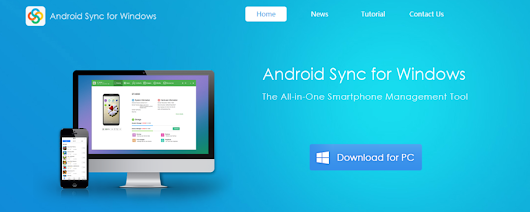 Download Android Sync for Windows 1.3.2.175 - Softwsp