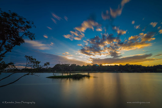 Capture Cloud movement using ND Filter - Ravindra Joisa Photography