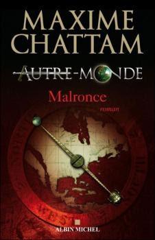 Couverture Autre-Monde, tome 2 : Malronce