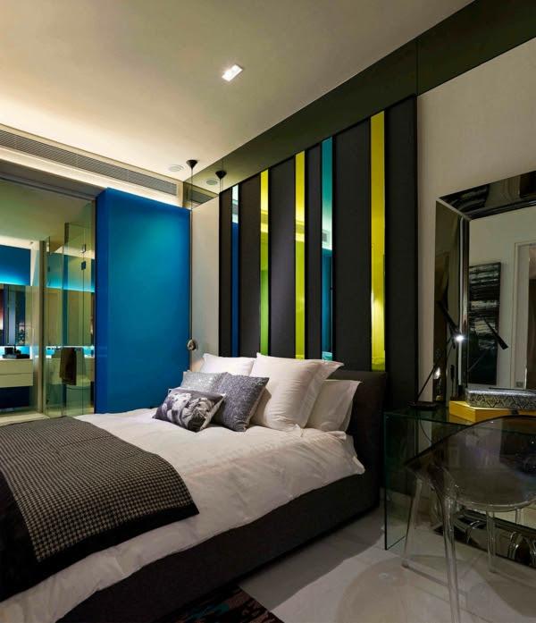 The Residences Kuala Lumpur maßgeschneiderte Interior Designs - Modern Home In Kuala Lumpur