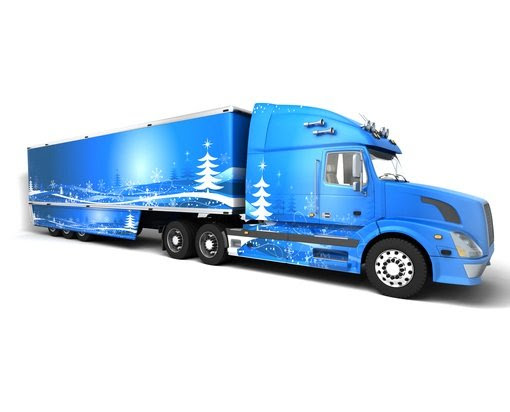 Trucking During the Holiday Season - Safe Line Insurance