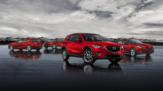 New Cars from Mazda