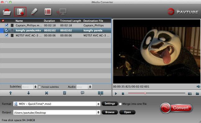Windows Video to Mac Mini Converter