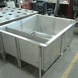 Latex Coating Application: Precision Fabrication of a Stainless Steel Tank | S&B Metal Products