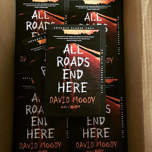 All Roads End Here | David Moody - author of AUTUMN and HATER