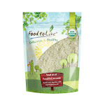 Organic Basmati White Rice, 1 Pound - by Food to Live