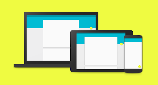 Introduction - Material design - Google design guidelines