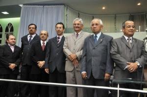 Os diretores da IEADERN