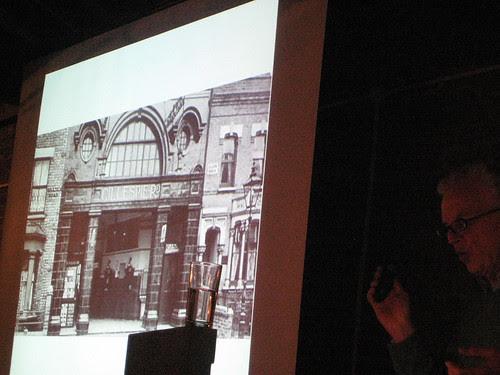 Christian Wolmar - Gillespie Road Tube - Westminster Society Talk