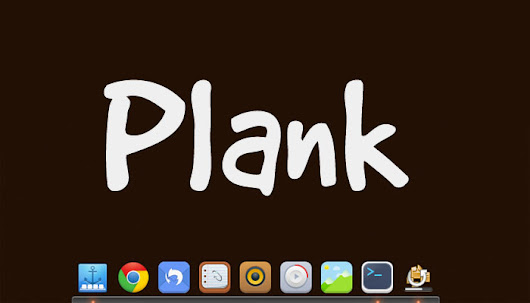 3 Awesome Themes For Plank, The Linux Dock App