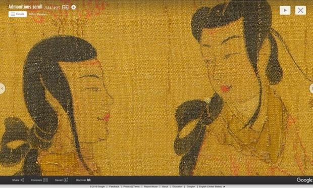 4h-century-admonitions-scroll
