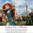 BRAVE Blu-ray/DVD Giveaway | Latina on a Mission