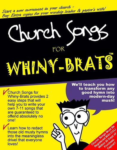 The Armoury: Church Songs for Whiny Brats