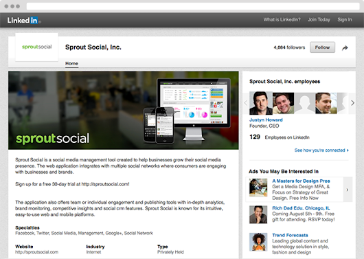 A Complete Guide to LinkedIn Ads | Sprout Social