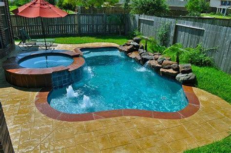gorgeous backyard swimming pools  small sizes