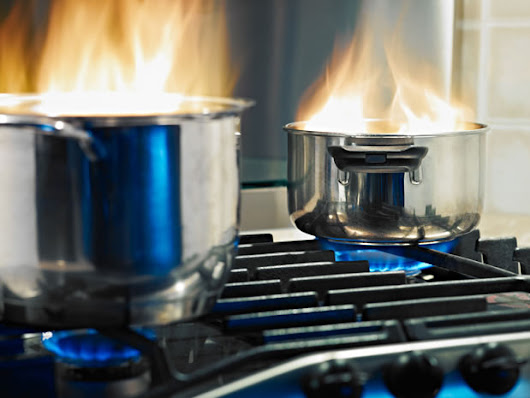 Kitchen Fire - What You Need to Know - Michigan Fire Claims Inc.