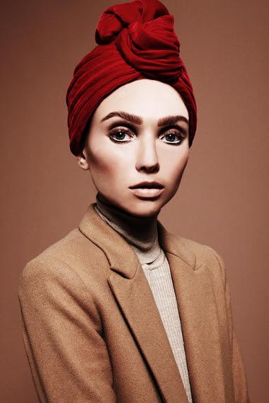 turban for women